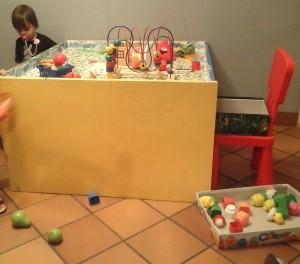 ristorante per bambini pavia