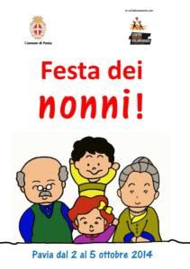 festa nonni pavia