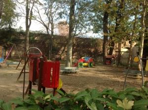 parco giochi castello