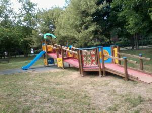 parco giochi pavia