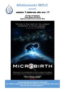 volantino microbirth pavia