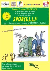locandina SPORCELLI