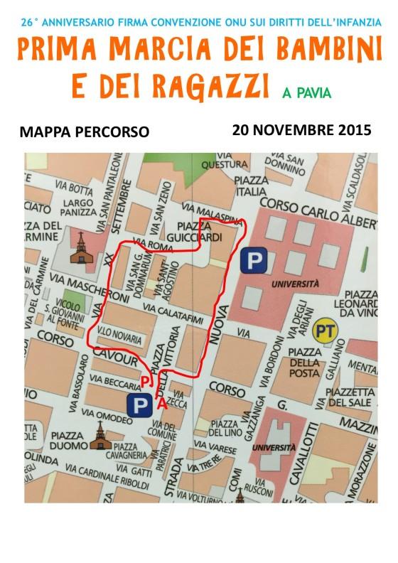 mappa 20 nov marcia