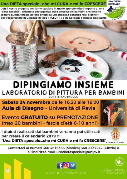 Unipv Calendario.Pavia Weekend Con I Bambini Mamme Connesse
