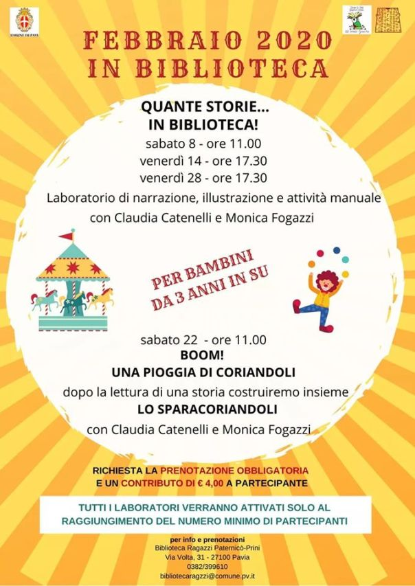SabatoMattina_Biblio_Pavia